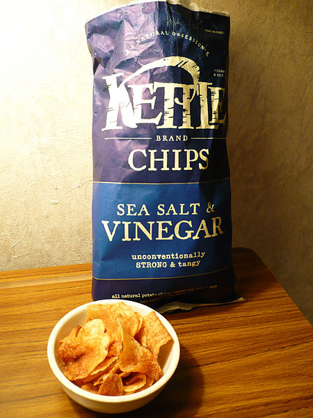 Daimond Foods Kettle chips
