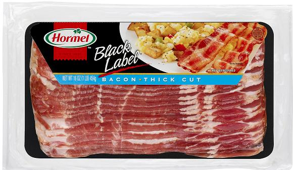 Hormel Black Label Bacon