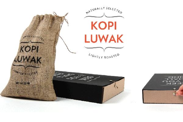 Kopi Lowak coffee