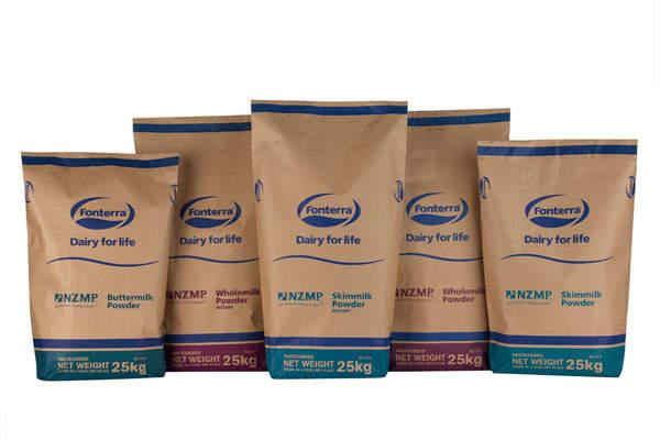 The Pahiatua milk processing plant produces 55,000t of milk powder a year. Credit: Fonterra Co-Operative Group.