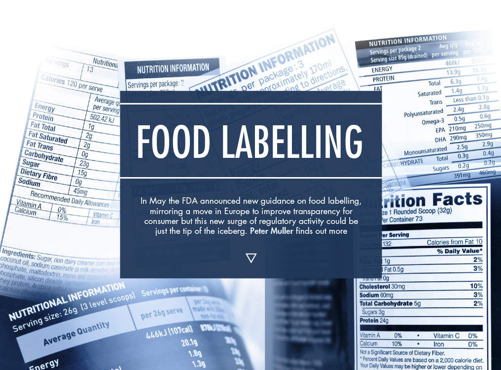 Osers Issues New Guidance Concerning >> Inside Food Issue 17