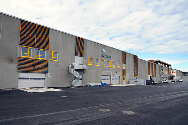 Nortura's Malvik slaughterhouse is the largest and most advanced cattle and sheep slaughterhouse in Norway. It is built on an area of 20,000 square metres, equivalent to 2.5 football fields. Image courtesy of Nortura SA.