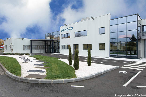 Danisco's Epernon facility produces frozen lactic, cheese and probiotic cultures.