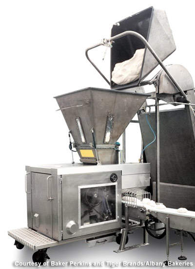 The Accurist dough divider can work for 35,000 hours before a major overhaul is required.