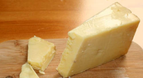 The cheese produced is genuine West Country Farmhouse Cheddar.