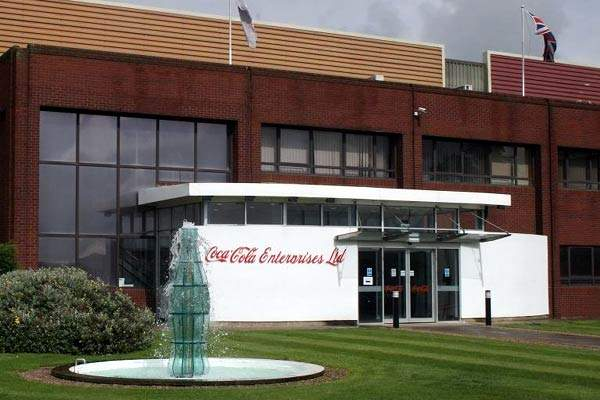 The Wakefield plant was built in 1989 as a manufacturing and distribution centre for CCE (Coca Cola Enterprises) in the North of England.