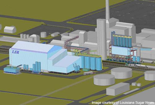Design rendering by Baisch Engineering of Kaukauna, Wisconsin.