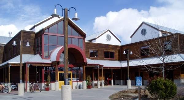 New Belgium Brewing brewery at Fort Collins is one of the world's most sustainable facilities. Image courtesy of M. Doxtad.