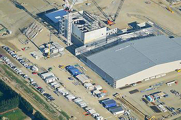The new Oceania Dairy milk processing factory was officially opened in November 2014. Image courtesy of Oceania Dairy.