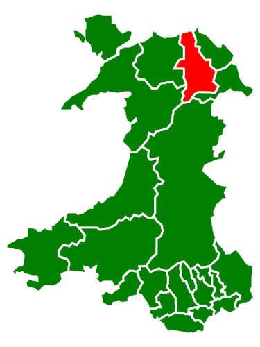 Llandyrnog, Denbighshire, Wales