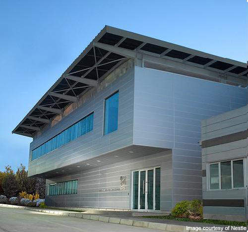 The R&D centre at Santiago, Chile.