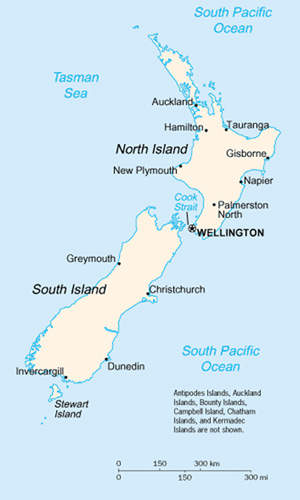 Fonterra Cooperative Group is New Zealand's largest company by turnover and is owned by around 13,000 farmers throughout New Zealand.