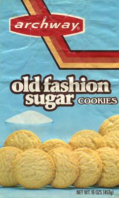Ellison's Archway brand of Sugar cookies.