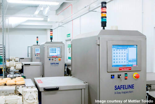 Three Mettler ToledoT10 X-ray machines were installed at the Pukka Pies factory in Leicester.