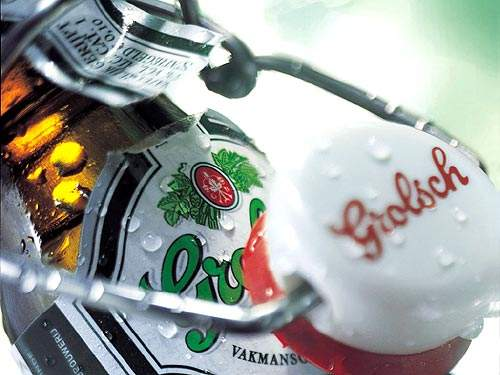 Grolsch officially opened its new brewery in Enschede, Holland, in April 2004.