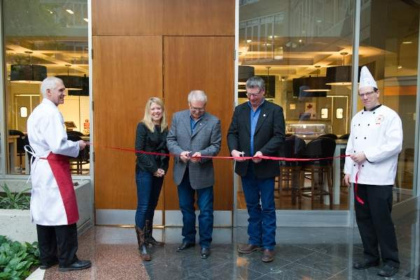 Canadian Beef Centre of Excellence was opened in March 2015 in Calgary, Alberta, Canada. Image: courtesy of Canada Beef.