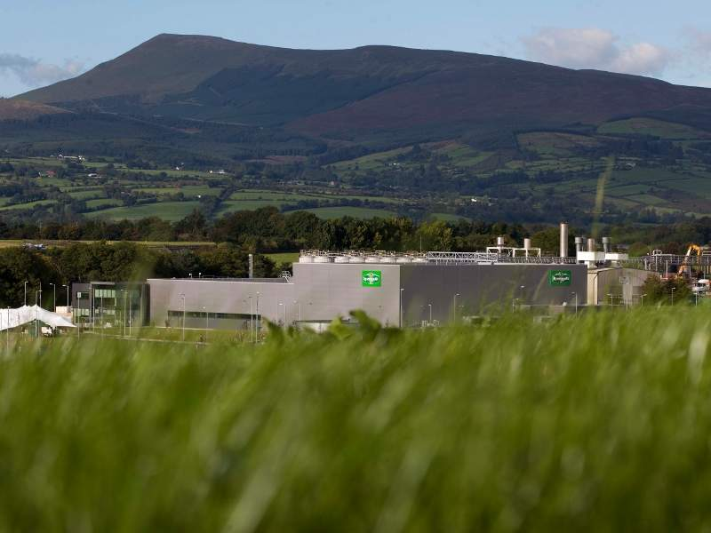 Ornua's Kerrygold Park butter production and packing facility was opened in September 2016. Image courtesy of Ornua Co-operative Limited.