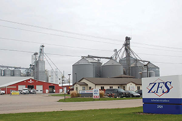ZFS Ithaca will build and operate a soybean processing facility in Ithaca, Michigan, US. Image courtesy of Michigan Economic Development Corporation.