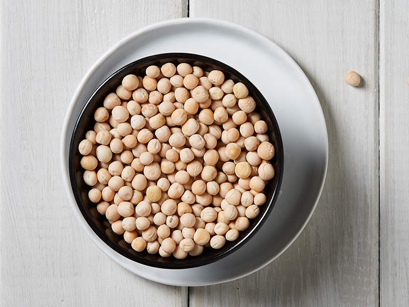 Roquette is building a pea protein manufacturing plant in Manitoba, Canada. Image courtesy of Roquette.