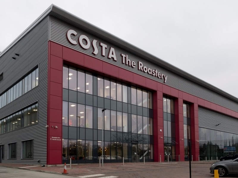 Costa invested £38m ($48.66m) in the coffee roastery located in Basildon, Essex, UK. Image courtesy of Essex County Council.