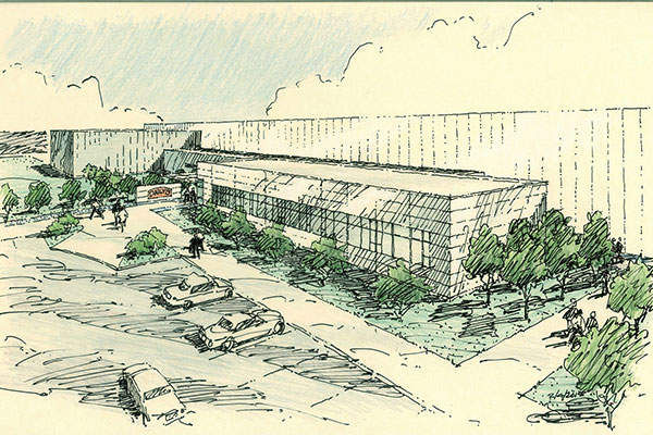 Daily's Premium Meats is constructing a new pork processing facility in St Joseph, Missouri, US. Image: courtesy of Epstein.
