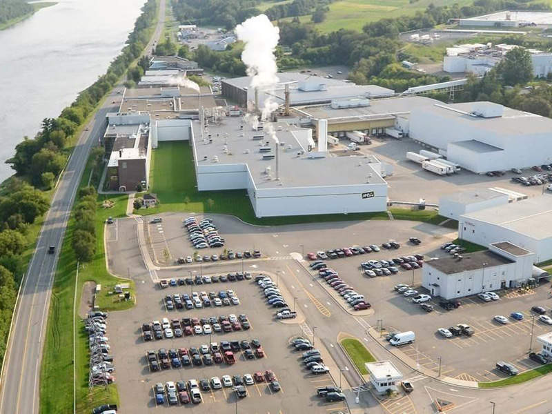 McCain Foods commenced operations from the $65m Florenceville-Bristol French fry plant expansion in New Brunswick, Canada, in October 2017. Image courtesy of McCain Foods (Canada).