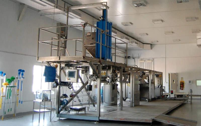 Blendhub's new portable powder blending (PPB) factory will be located in Sri City SEZ, Andhra Pradesh, India. Credit: Blendhub.