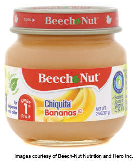 The company is the second biggest producer of baby food in the US behind Nestle.