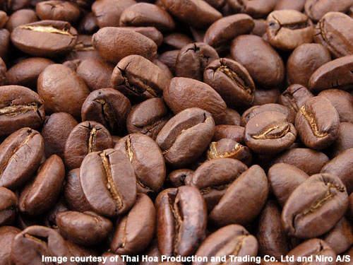 Thai Hoa Coffee Production Plant - Thailand - Food
