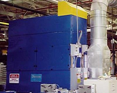 CJ Corporation Flour Mill, Yangsan City - Food Processing Technology