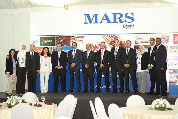 Mars will create 300 to 400 direct and indirect jobs in Egypt through the new Twix production facility. Credit: Mars.