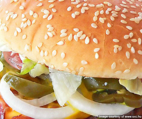 The new plant will supply frozen hamburgers to McDonald's restaurants in Russia.