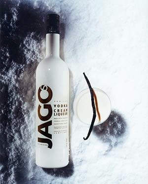 Jago vodka cream liqueur is a popular product currently produced by Blackwood.