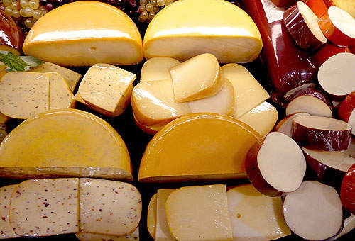 Leprino uses patented processing technology to manufacture cheese.