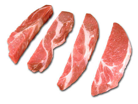 Organic pork is a large part of the production.
