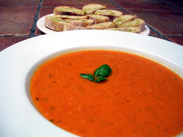 The plant will produce a new range of frozen soups.