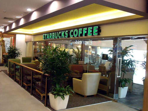 Starbucks is one of the largest and most successful coffee chains in the world.