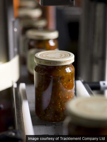 Only fresh local and organic vegetables are used in the company's products such as chutney.