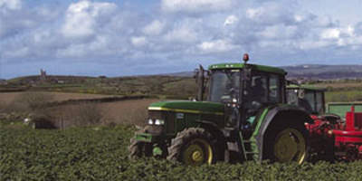 Albert Bartlett is one of the biggest potato growers in the UK.
