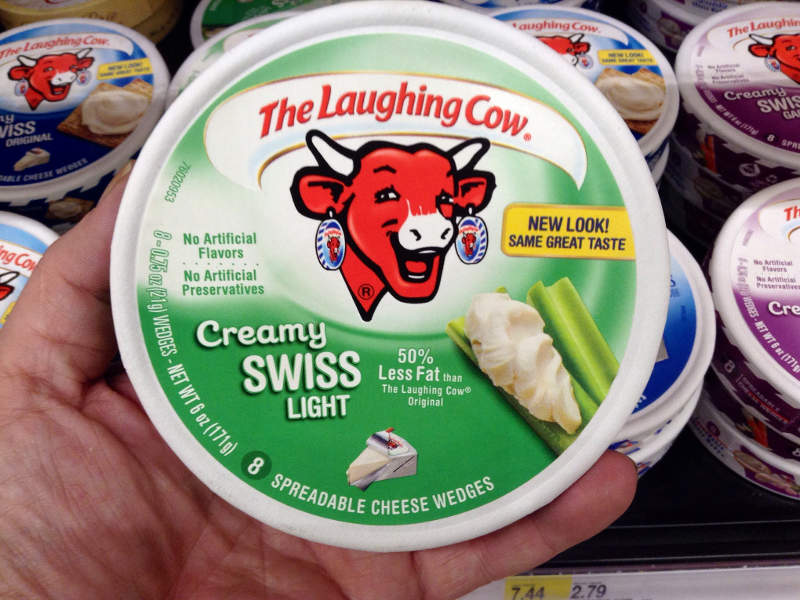 The new plant has a capacity to produce more than 10,000t of cheese products a year. Image courtesy of Mike Mozart.