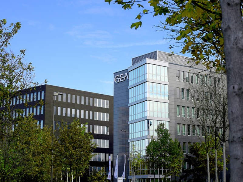 GEA is headquartered in Düsseldorf, Germany. Credit: GEA Group.