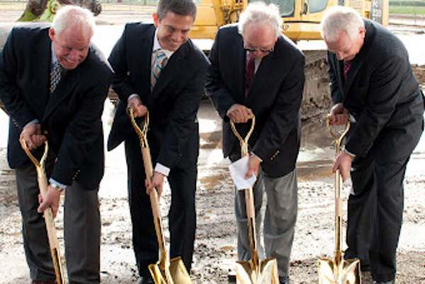 Blue Diamond Growers started construction of the Turlock plant in April 2012.
