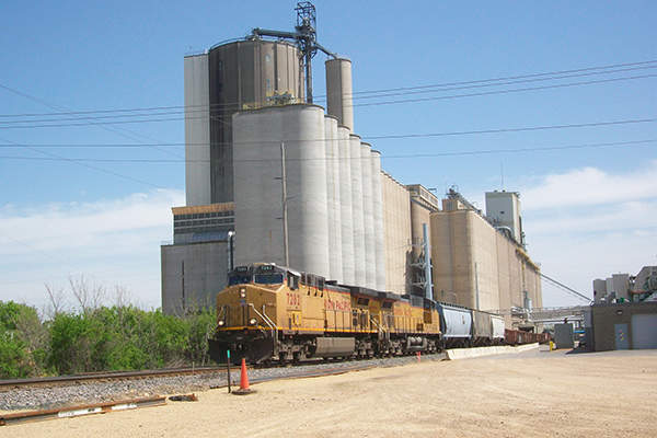 Rahr's malt processing facility in Shakopee, Minnesota. Image: courtesy of Ruin Raider.