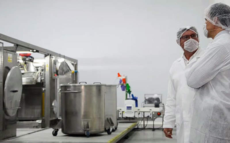 The new PPB plant in India will feature state-of-the-art equipment. Image: courtesy of Blendhub.