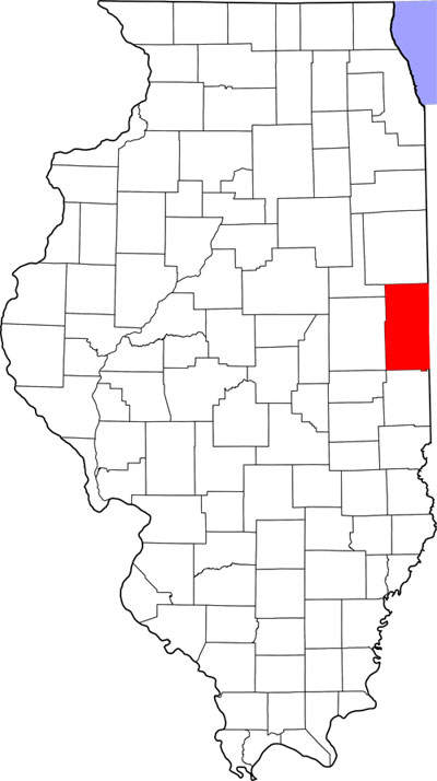 Full-Fill's aerosol manufacturing plant is located in Henning, Vermilion County, Illinois, US.
