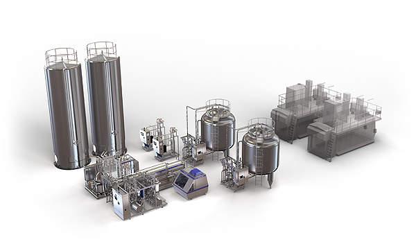 The South African UHT plant is equipped with Tetra Pak's Tetra Lactenso Aseptic with OneStep technology.