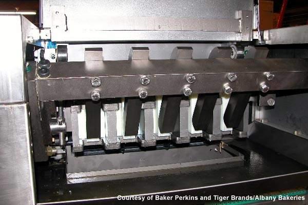 The Accurist dough divider division box.