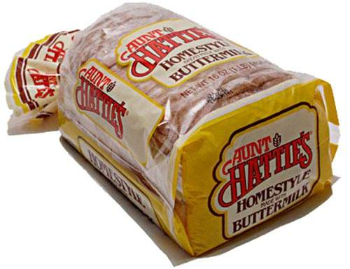Franz Family Bakeries' Springfield bakery also bakes bread for other retailers, such as the Aunt Hattie's brand of butter milk bread.