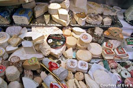 Bongrain also has other facilities across the world, which make hundreds of different brands of cheese.