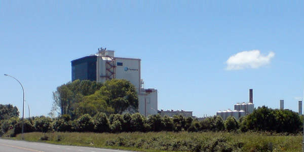 The company operates one of the largest milk powder plants in the world.
